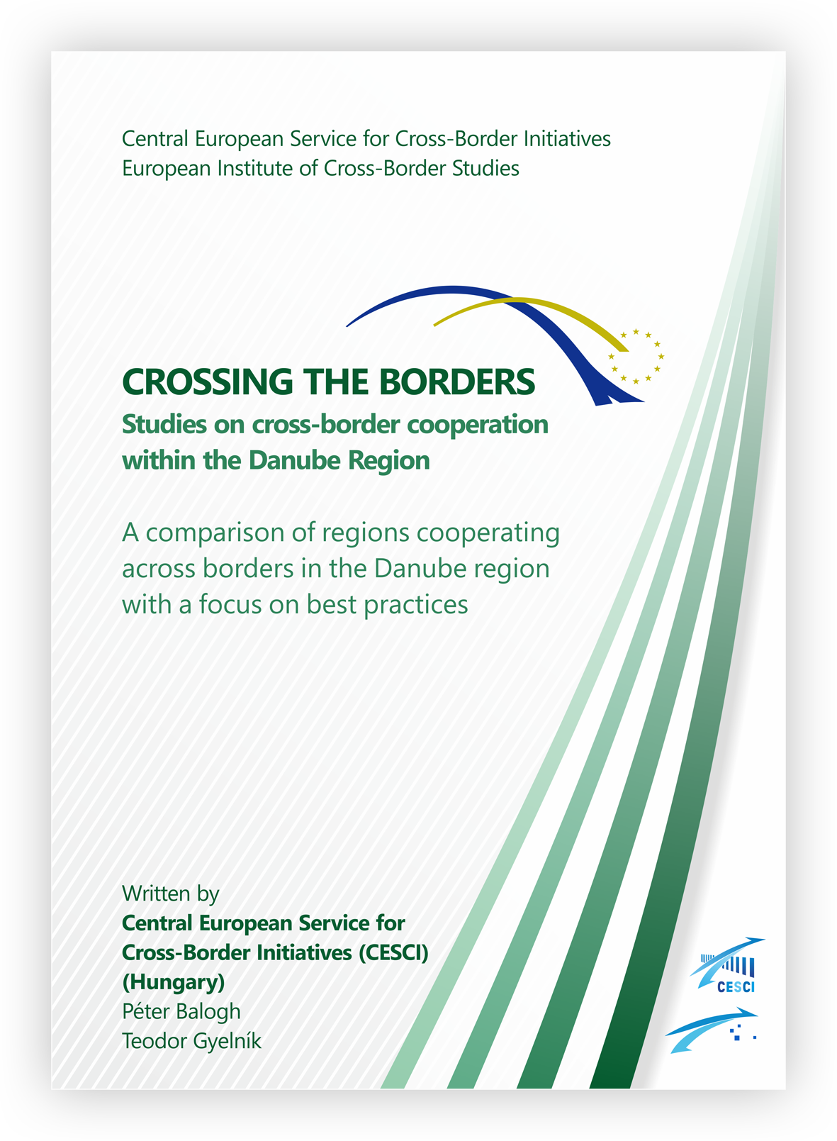 A comparison of regions cooperating across borders in the Danube region with a focus on best practices